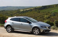 Essai Volvo V40 Cross Country D3