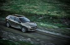 Volvo V60 décliné en version Cross Country
