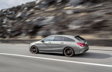 Nouveau Mercedes CLA Shooting Brake