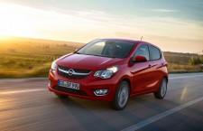 Nouvelle Opel Karl, la remplaçante de l'Agila
