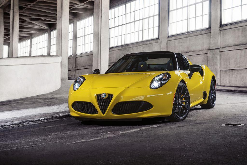 Lire l'article «Nouvelle Alfa Romeo 4C Spider : présentation»