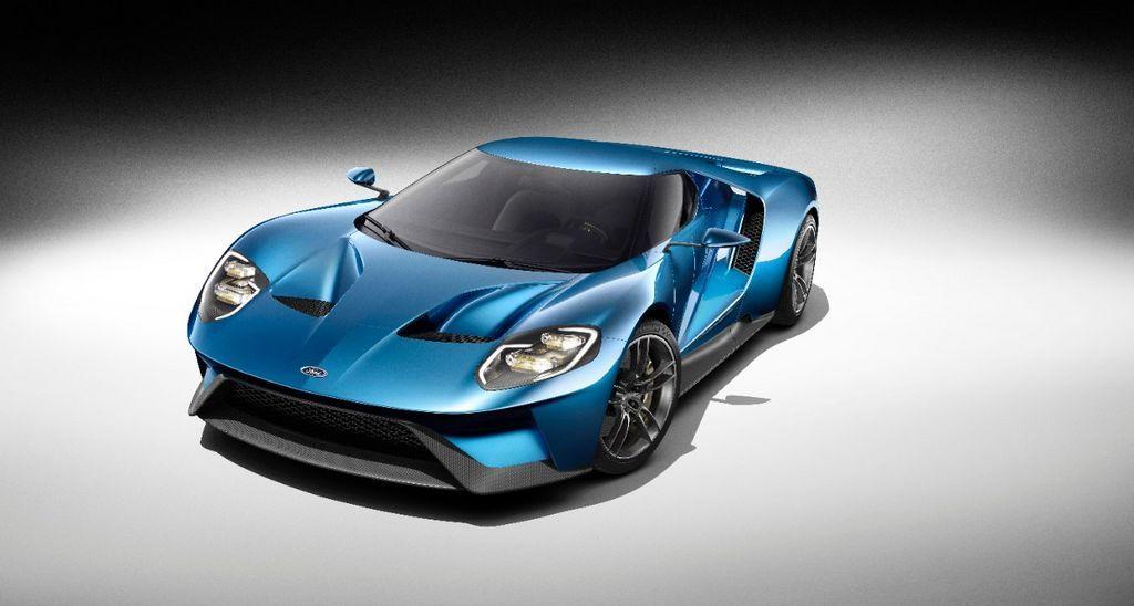 Lire l'article «Ford GT : voici le modèle de série»