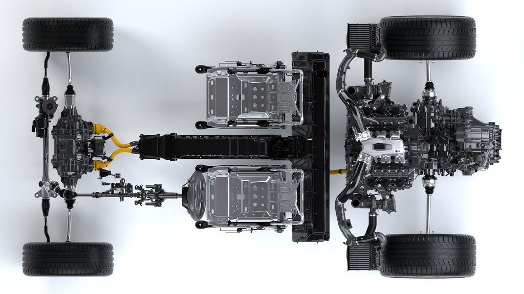Lire l'article «Nouvelle Honda NSX présentée officiellement»