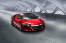 Nouvelle Honda NSX présentée officiellement