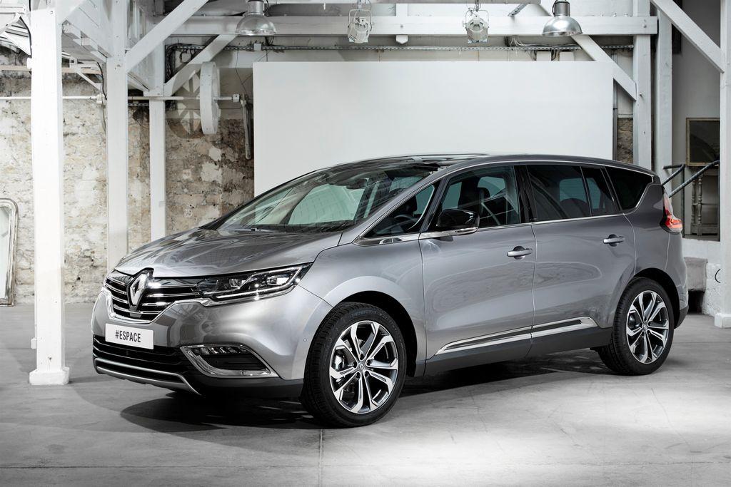 Lire l'article «Les tarifs et finitions du nouveau Renault Espace»