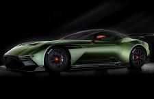 Aston Martin Vulcan, 800 ch !