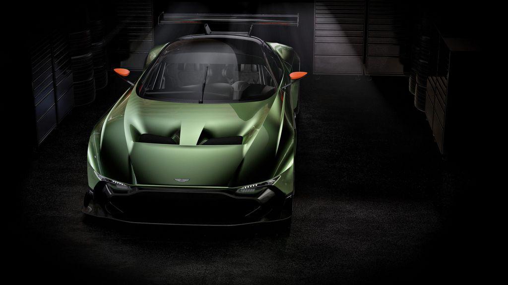 Lire l'article «Aston Martin Vulcan, 800 ch !»