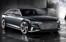 Audi dévoile son concept Prologue Avant