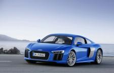 Nouvelle Audi R8 V10 & R8 e-tron