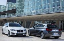 Nouvelle BMW Série 1 restylée