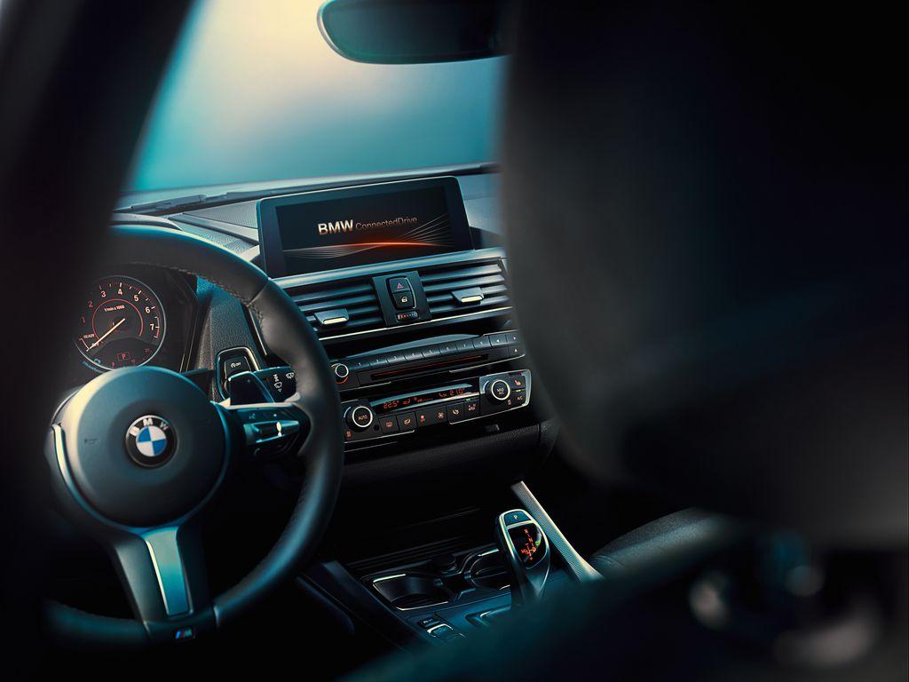 Lire l'article «Nouvelle BMW Série 1 restylée»