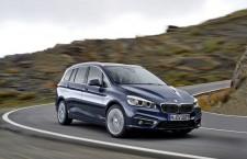 Nouveau BMW Série 2 Gran Tourer : sept places !