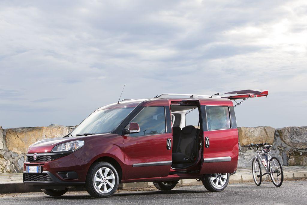 Lire l'article «Nouveau Fiat Doblo : les photos»
