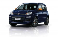 Série Spéciale Fiat Panda K-Way