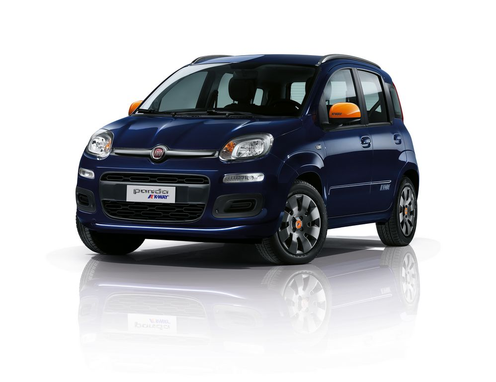 Lire l'article «Série Spéciale Fiat Panda K-Way»