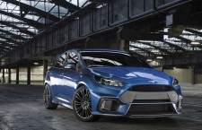 Nouvelle Ford Focus RS 320 ch