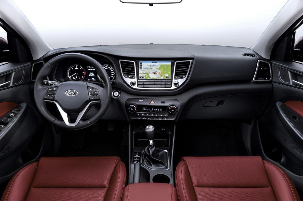 Lire l'article «Nouveau Hyundai Tucson, le remplaçant du ix35»