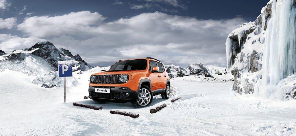 Lire l'article «Série limitée Jeep Renegade Winter Edition»