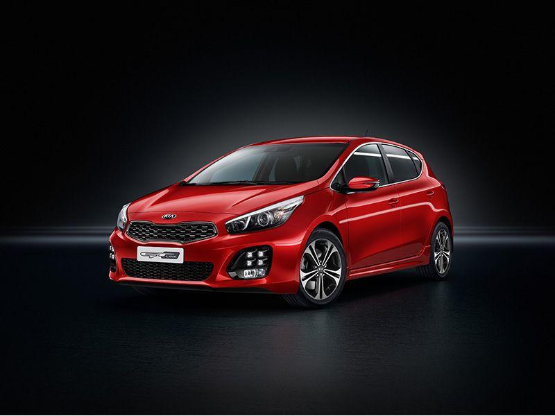 Lire l'article «La Kia Cee'd s'offre une finition GT Line»