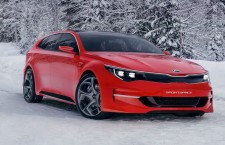 Kia Sportspace Concept : un avant goût de l'Optima break