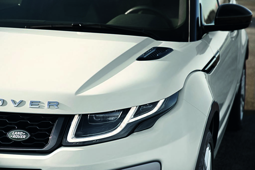 Lire l'article «Range Rover Evoque : un nouveau regard»