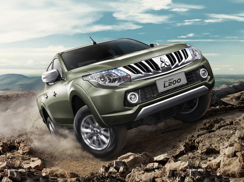 Lire l'article «Nouveau Mitsubishi L200 : en route pour une cinquième génération»