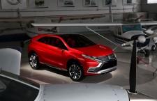 Mitsubishi XR-PHEV II : le futur crossover
