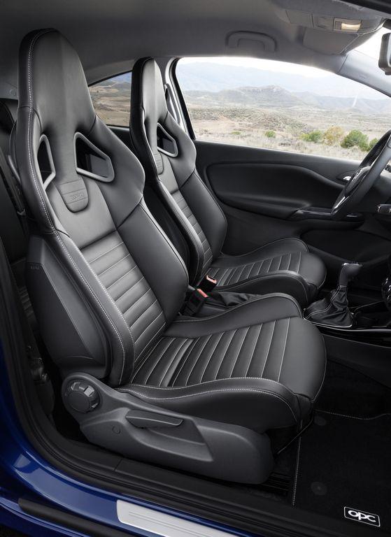 Lire l'article «Nouvelle Opel Corsa OPC 207 ch»