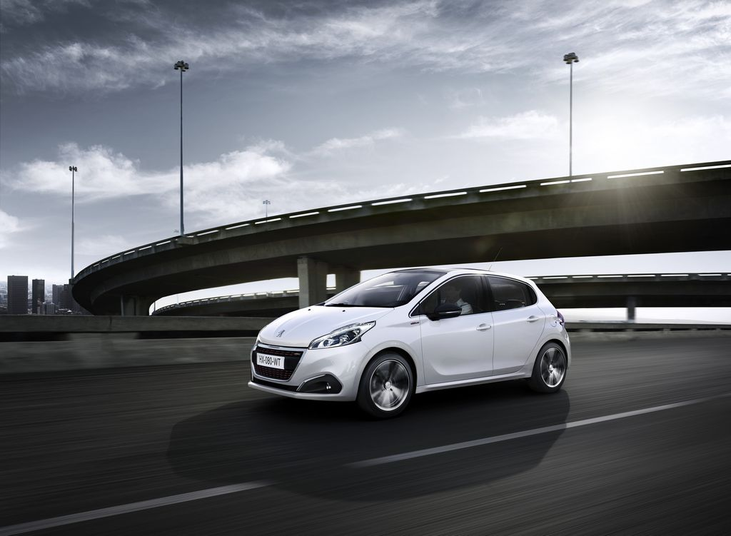 Lire l'article « Nouvelle Peugeot 208 en finition GT Line »