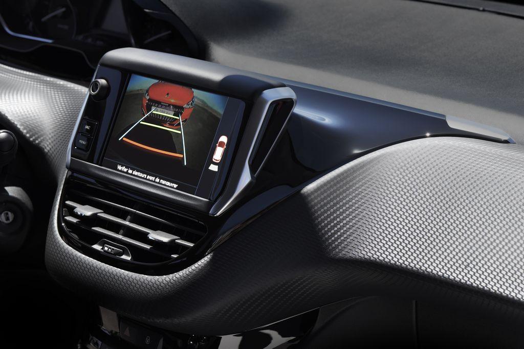 Lire l'article «Nouvelle Peugeot 208 restylée»
