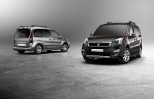 Nouveau Peugeot Partner restylé