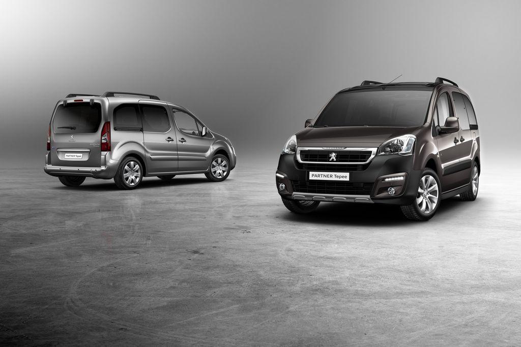 Lire l'article «Nouveau Peugeot Partner restylé»