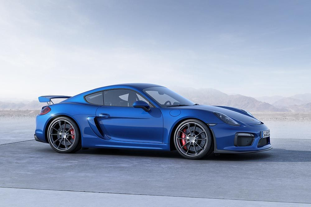 Lire l'article «Porsche Cayman GT4 pour plus de sensations»