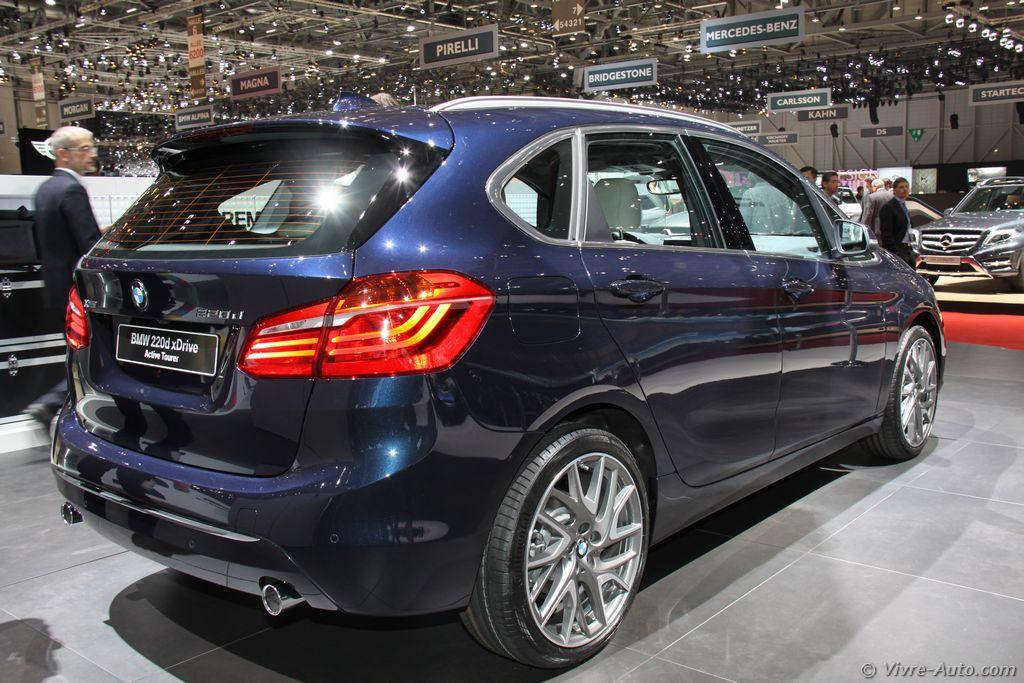 Lire l'article «Genève 2015 : les photos du stand BMW»