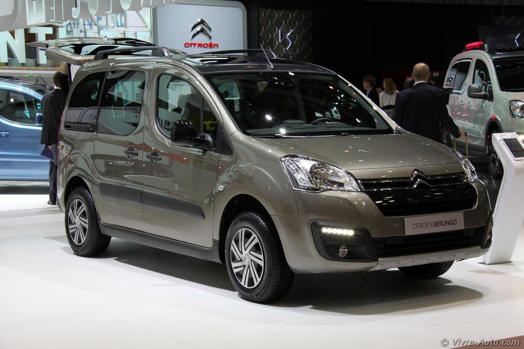 Lire l'article «Genève 2015 : les photos du stand Citroën»