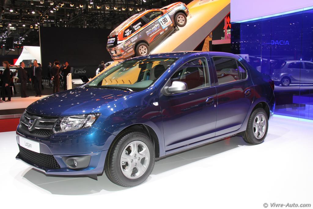 Lire l'article «Genève 2015 : les photos du stand Dacia»
