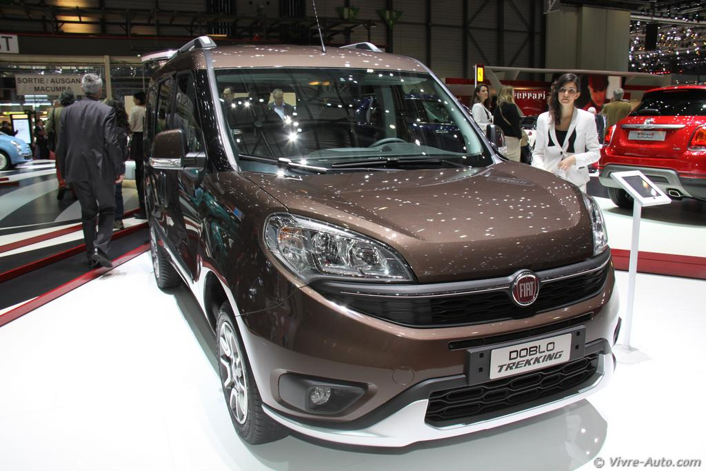 Gen ve 2015 les photos du stand fiat - Geneve 2015 salon ...