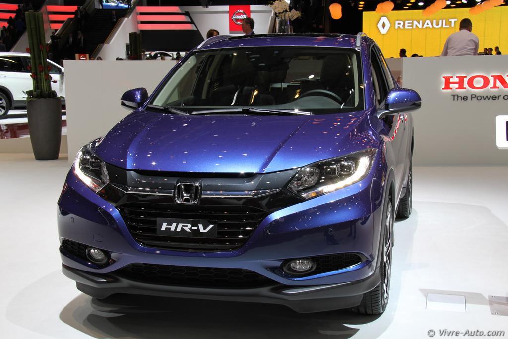 Lire l'article «Genève 2015 : les photos du stand Honda»