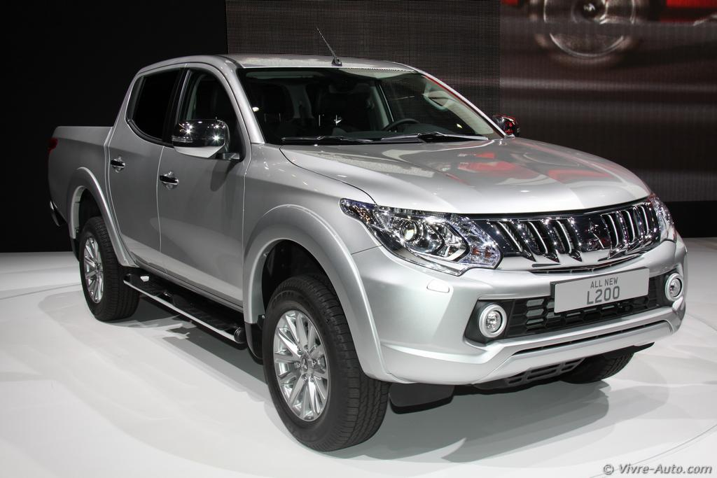 Lire l'article «Genève 2015 : les photos du stand Mitsubishi»