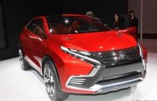 Genève 2015 : les photos du stand Mitsubishi