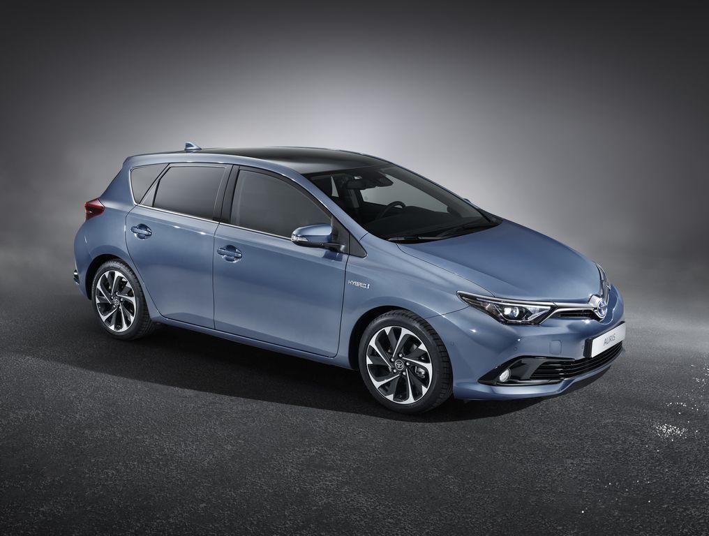 Lire l'article «La Toyota Auris se refait une beauté»