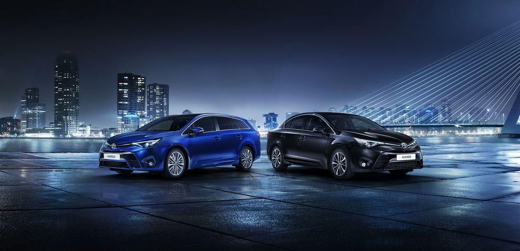 Lire l'article «Gros restylage pour la Toyota Avensis»