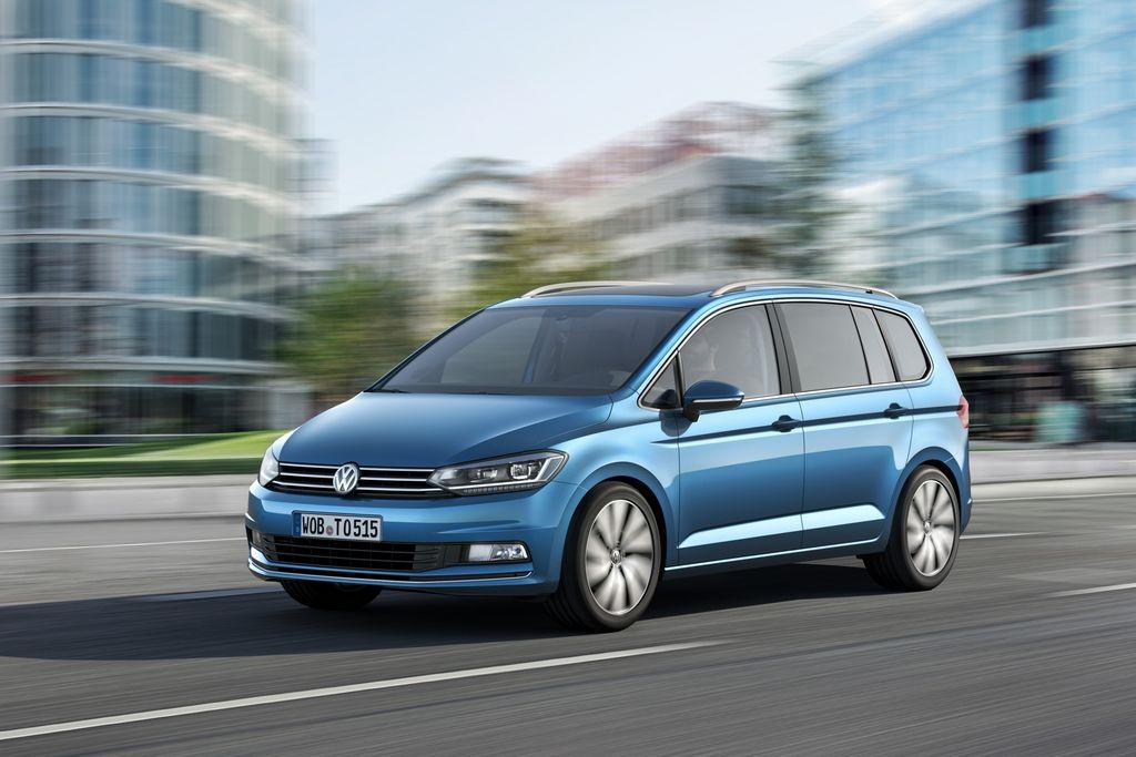 Lire l'article «Nouveau Volkswagen Touran : 100% neuf»