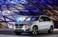 BMW lance son premier SUV hybride rechargeable, le X5 xDrive40e