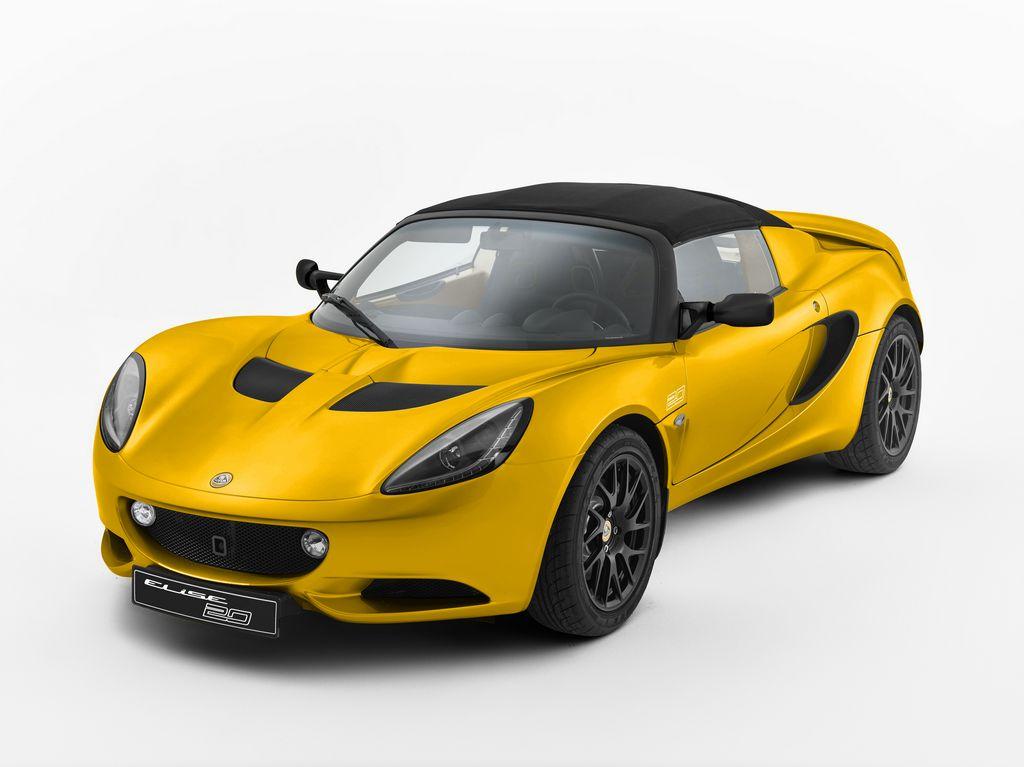 Lire l'article «Pour le 20ème anniversaire de la Lotus Elise, elle s'offre une série spéciale»