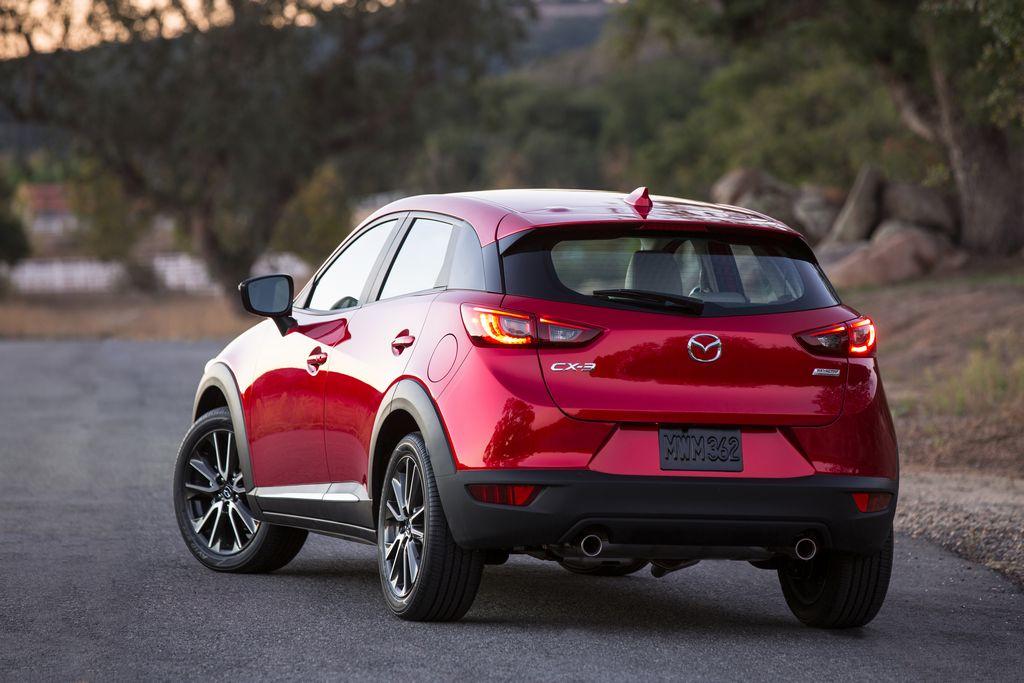 Lire l'article «Mazda dévoile la gamme et les tarifs de son nouveau CX-3»