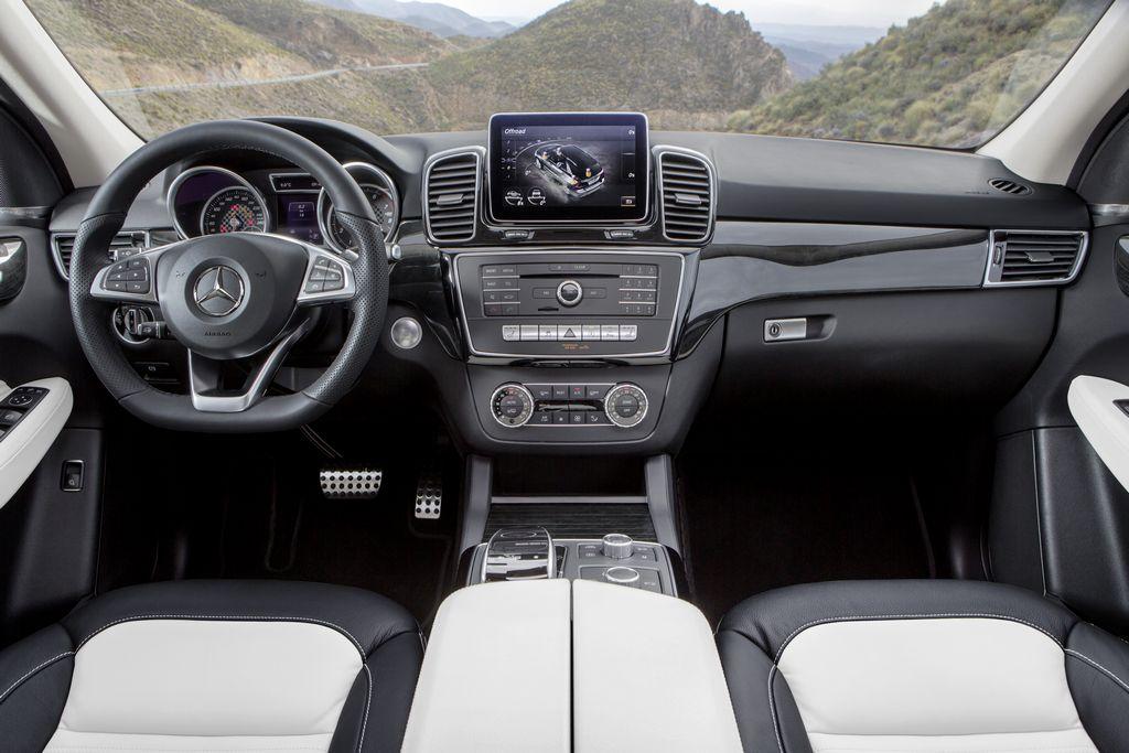 Lire l'article «Nouveau Mercedes GLE, le ML restylé»