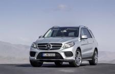 Nouveau Mercedes GLE, le ML restylé