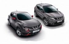Série spéciale Design Edition pour les Nissan Juke & Qashqai