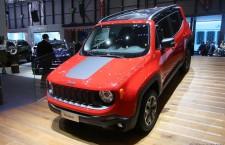 Genève 2015 : les photos du stand Jeep